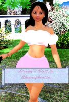 Linnea's Visit to Chronophontia by MistressesOfRomance