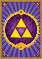 The Divine Triforce by ever-so-excited