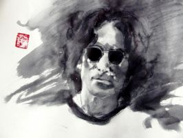Lennon by JimmyDemello