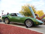 Green Vette by PhotoDrive