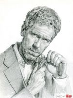 Dr. House by carmenharada