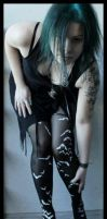 Mah Samhain outfit. by MoiraHermione