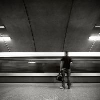 subway by BelcyrPiotr
