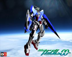 Mobile Suit Gundam 001 EXIA by DareDesignStudio