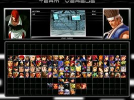 SNK All-Star Battle by EnigmaticPhilosophy