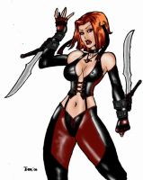 BloodRayne .... by THOR16000