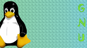 tux screen by doorken