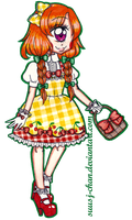 Urbi in Country Lolita [COMMISSION] by sekaiichihappy