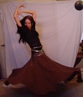 Valentine- Gypsy Dancer 5 by Valentine-FOV-Stock
