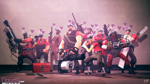 Team Fortress 2 (TF2) - All class by ViewSEPS