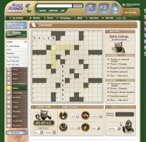Crossword Game by JenHell66