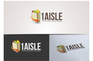 Logo : 1Aisle by FZN09