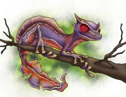 Leaftail by alliemackie