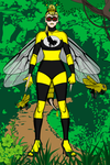 Queen Bee by The4thSnake