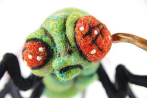 OOAK Plush - Fly on the Wall - Available by AlwaysSuagarCoated