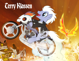 Terry Klassen Autograph Pic by PixelKitties