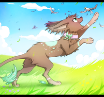 .:Meadow Fun:. by Rorita-Sakura