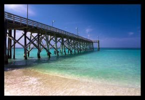 The Pier by ProneSniper