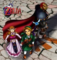 Ocarina of time by crazyfreak