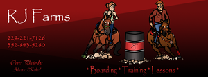 RJ Farms Facebook Cover by SavingSeconds