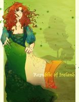 The Republic of Ireland by niirasri