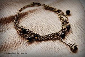 Paris Bracelet by KaoriArt