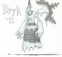 Dryk, Winter Knell by TheHiddenElephant