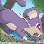 Run, Rattata, Run by Volmise