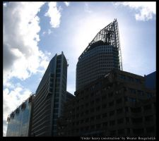 The Hague Architecture 2 by wiedo