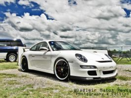 Posrche 911 GT3 by wla91