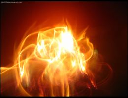 Fire Dance by Chinsen