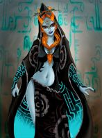 Midna by pokketmowse