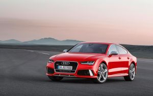 2015 Audi RS 7 Sportback by ThexRealxBanks