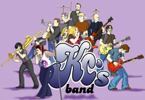 KC's Band '09 by Neale