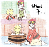 What if... - Jack and Omi by AishaPachia