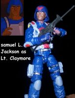 samuel L jackson as clay more by lovefistfury