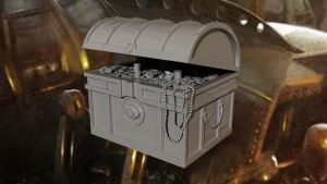 Treasure Chest by LadyDucky