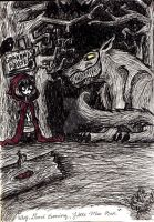 Little Red Riding Hood by jack-the-pmpkn-queen