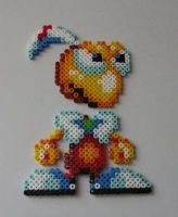 Dynamite Headdy Bead Sprite by monochrome-GS