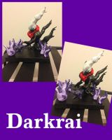 Darkrai Sculpture by griffin126