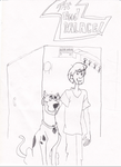 scooby and shaggy by JesusFreak-4Ever
