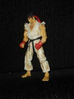 Ryu SFIII action figure by IronCobraAM