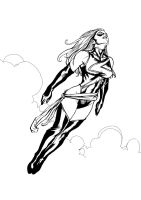 Ms Marvel by JasonConrad