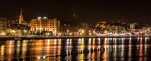 night shot 3 by derrybarry