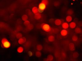 Red Bokeh by hyenacub-stock