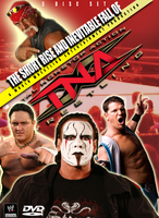 TNA: Rise and Fall DVD cover. by the-JACKANAPES