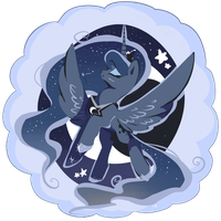 Luna3 by clockworkq