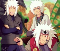 Course of Jiraiya by Rivaiye