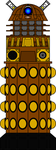 Dalek Caan 1 by WALLE1Doctor1Who