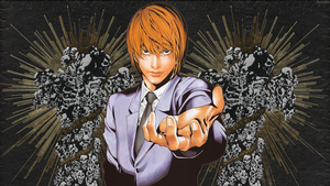 Light Yagami (2) by AuraIan